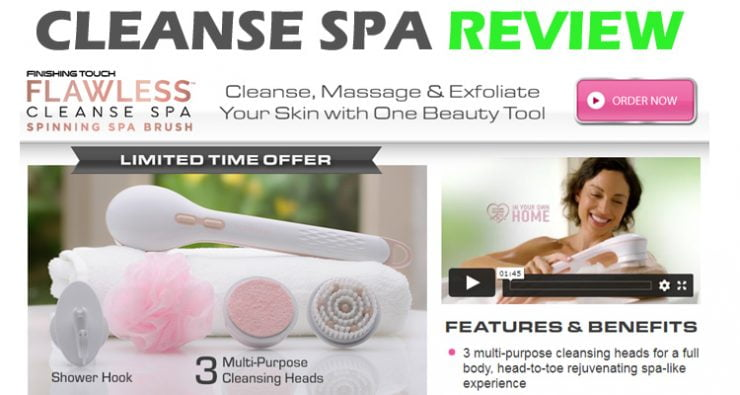Cleanse Spa Reviews