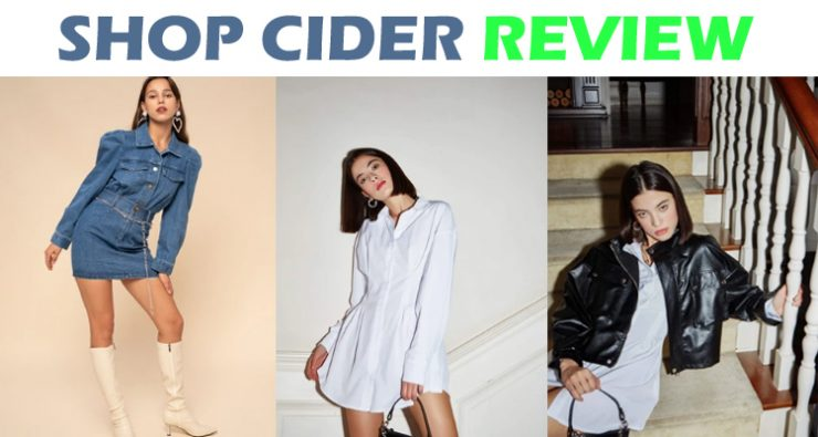 Shop Cider Reviews