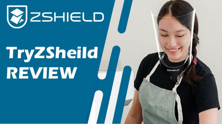 TryZ Shield Review - Ultra Lightweight & Comfortable PPE Let's Check Out The Review - ScamsRapid