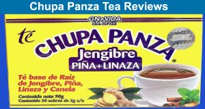 Chupa Panza Tea Reviews