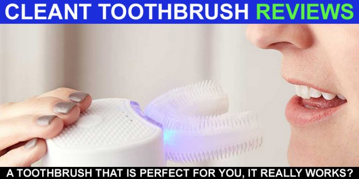 CleanT Toothbrush Reviews