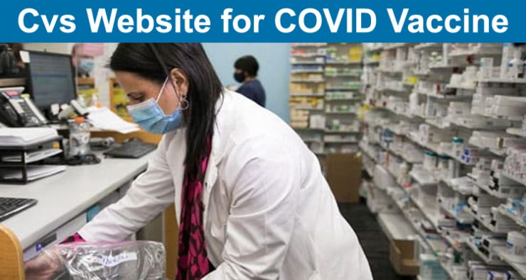 Cvs Website for COVID Vaccine