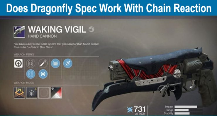 Does Dragonfly Spec Work With Chain Reaction