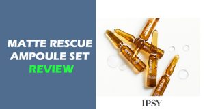 Matte Rescue Ampoule Set Reviews