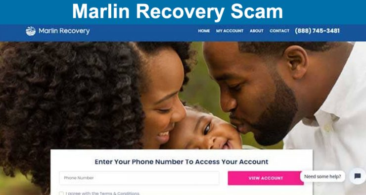 Marlin Recovery Scam