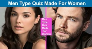 Men Type Quiz Made For Women