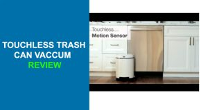 Touchless Trash Can Vacuum Reviews