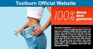 Toxiburn Official Website