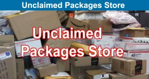 Unclaimed Packages Store