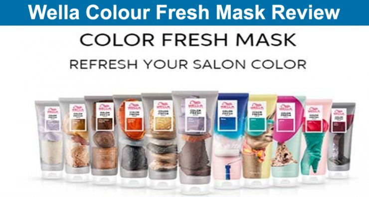 Wella Colour Fresh Mask Review