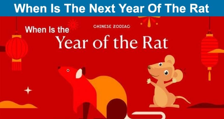 When Is The Next Year Of The Rat